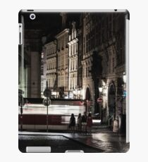 A Night in Prague iPad Case/Skin