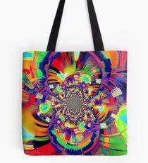 Bent Colors Tote Bag