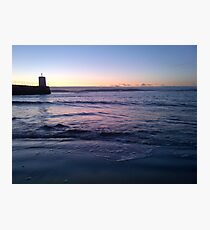 Nairn Sunset Photographic Print