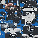Vintage Camera's   by Lorraine Caballero Simpson (c more vision photography)