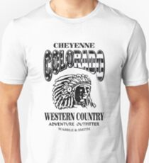 Colorado - Indian sachem  Unisex T-Shirt
