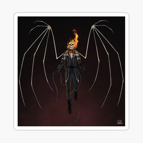 Angel of Vengeance -MCOC Champion Mash Up Sticker
