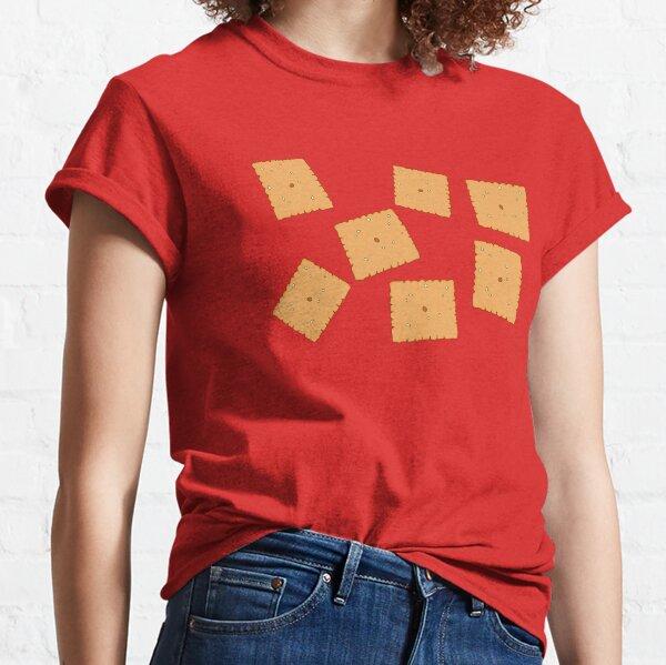 Cheez IT inspired artwork  Classic T-Shirt