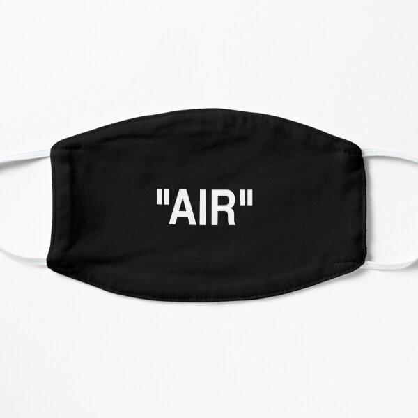 """AIR"" Masque Noir Masque sans plis"