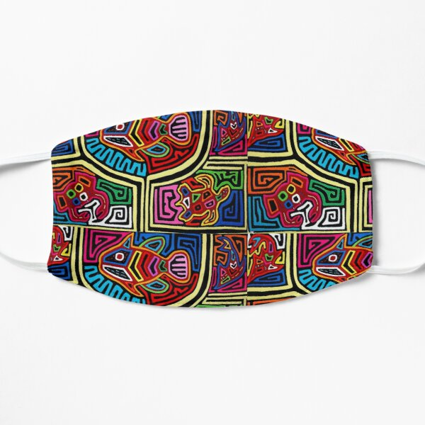 Mola de Panama  Flat Mask