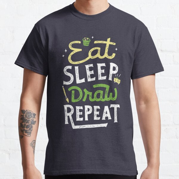 Repeated Classic T-Shirt