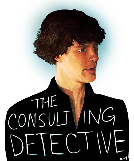 The Consulting Detective by holy-molars