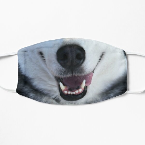 Happy Husky Mask