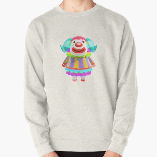 animal crossing pietro Pullover Sweatshirt
