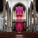 St Alban's Maundy Thursday by David W Bailey