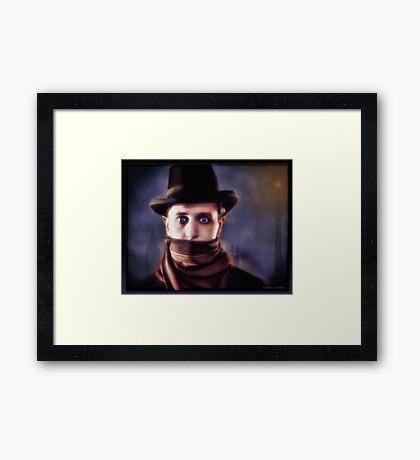 The Lodger Framed Print