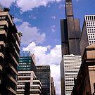 Chicago Street by William Dyckman