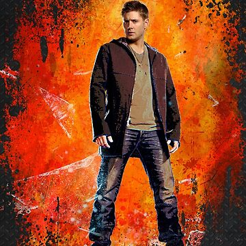 Dean Winchester by RisenShine22