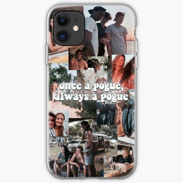 once a pogue always a pogue phone case  iPhone Soft Case