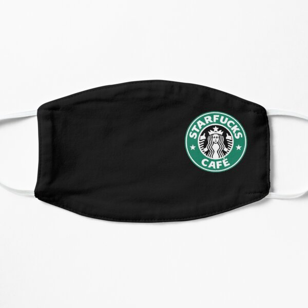 Starbucks-Star*ucks Mask
