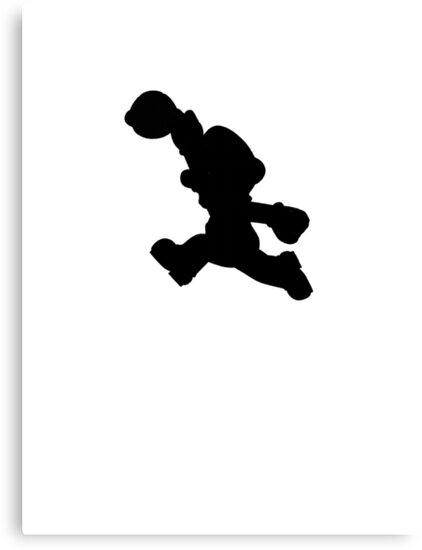 Air Mario by Duncan Morgan