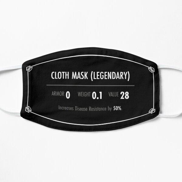 Cloth Mask (Legendary) Flat Mask