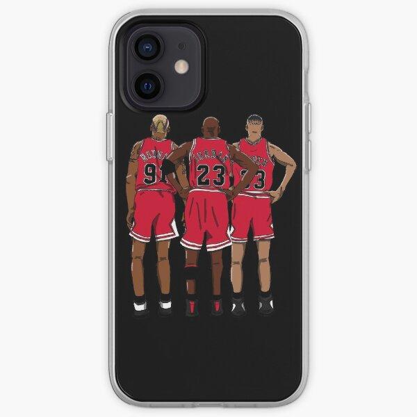 La dernière danse - Chicago Bulls Coque souple iPhone