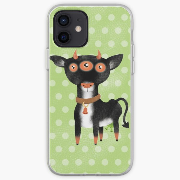 Cowter Space iPhone Soft Case