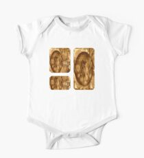 Dance Of The Coffee Bean One Piece - Short Sleeve