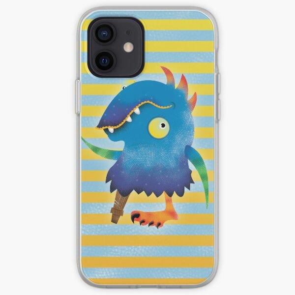 Peg Leg Parry iPhone Soft Case
