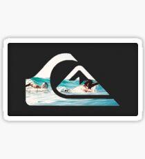 Quicksilver Sticker