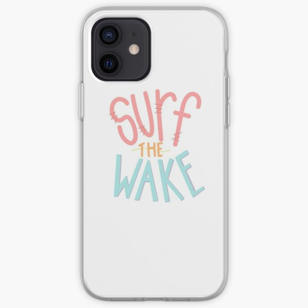 Surf the Wake iPhone Soft Case