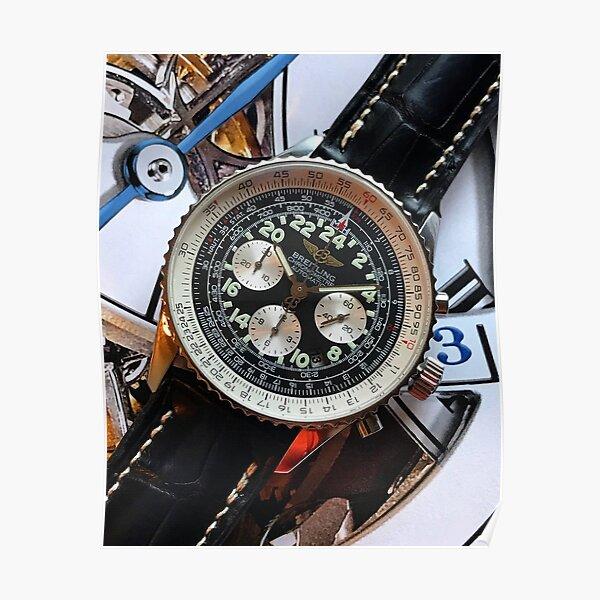 Breitling Cosmonaute Poster