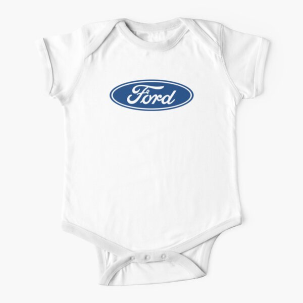 Ford Apparel Short Sleeve Baby One-Piece