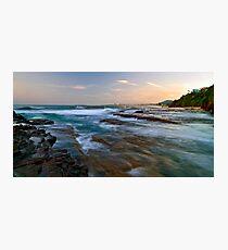 Austinmere Beach, NSW, Australia. Photographic Print