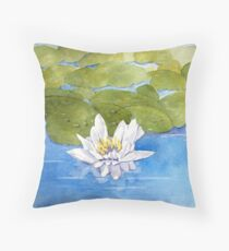 The memory of Love Throw Pillow