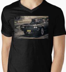 HOLDON Motorfest Skid Mens V-Neck T-Shirt