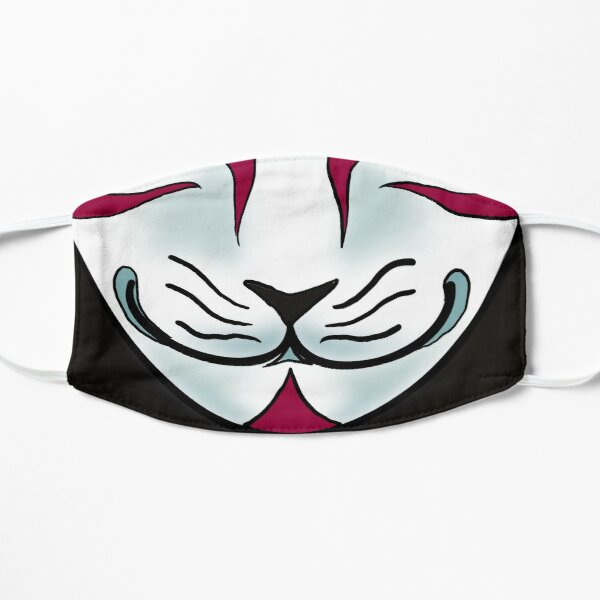 Japanese Folklore Ninja Black Ops Face Mask Mask