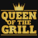 Queen of the Grill by KRDesign