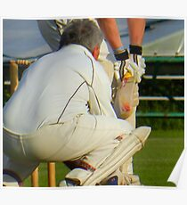 Keeping Wicket Poster
