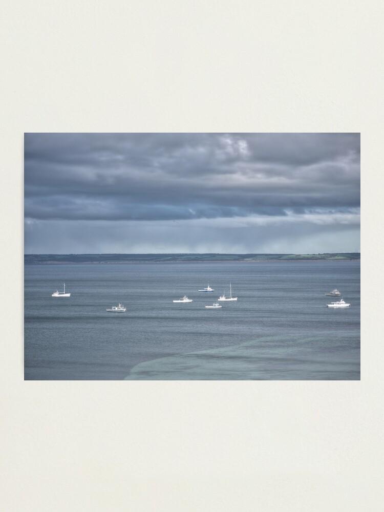 Alternate view of Nepean Bay, Kangaroo Island Photographic Print