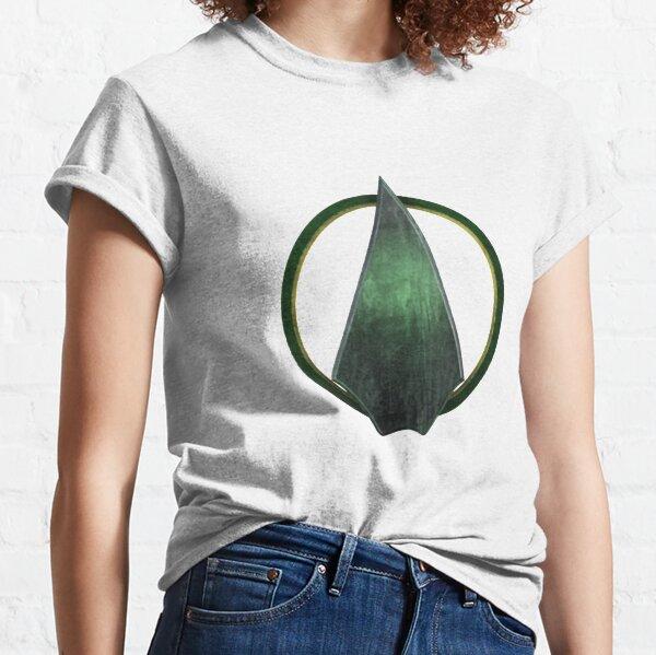 Green Arrow symbol  Classic T-Shirt