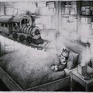 Der kleine Koenig Dezember 4 by Ronja
