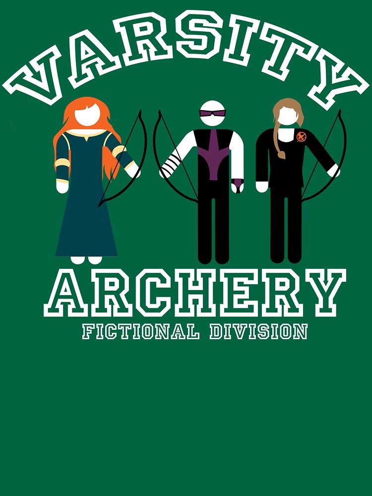 Varsity Archery (Fictional Division) | Unisex T-Shirt