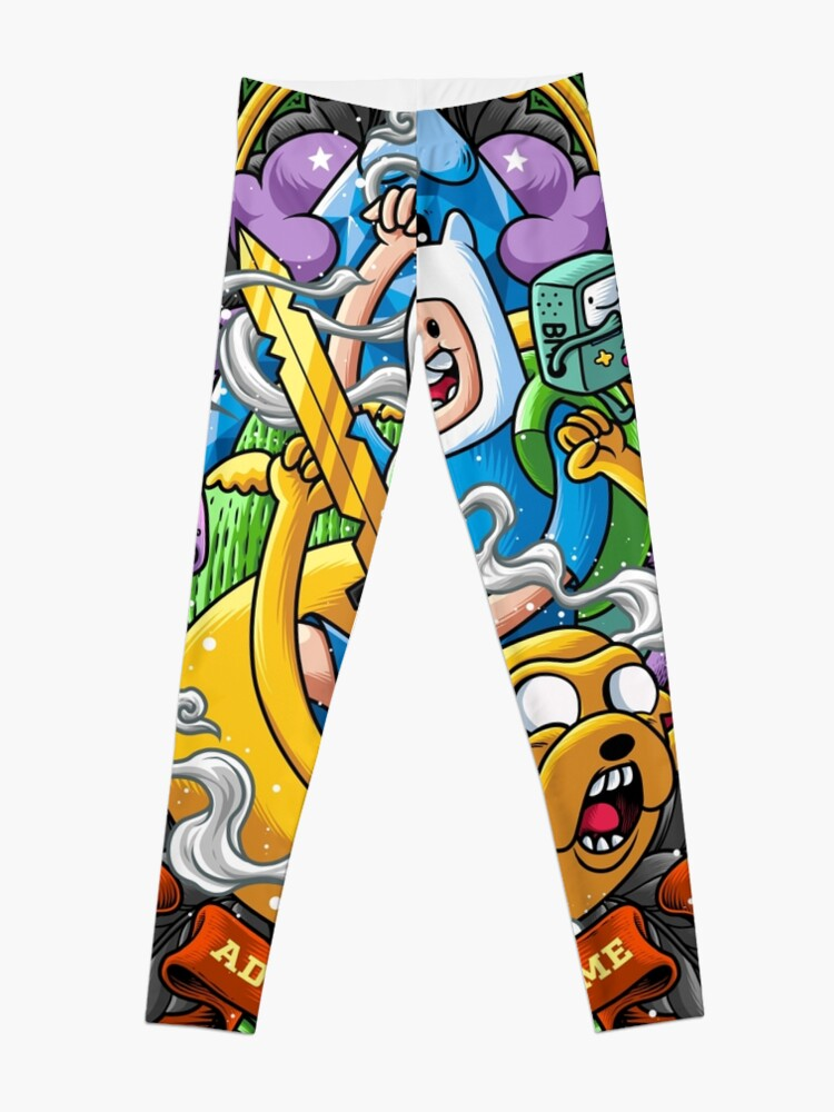 Alternate view of Adventure Time Leggings