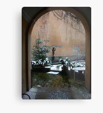 THIS PLACE IS SO MAGICAL...ITALY - MONDO- VETRINA   RB EXPLORE 2 FEBBRAIO 2014 - Metal Print