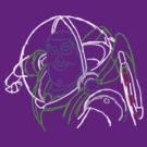 Buzz Lightyear by A Bouchard