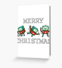 Merry Christmas - BMO Greeting Card