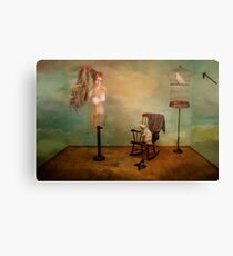 The tailor Canvas Print