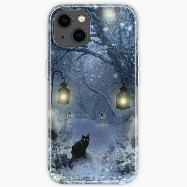Winter Twilight  iPhone Soft Case