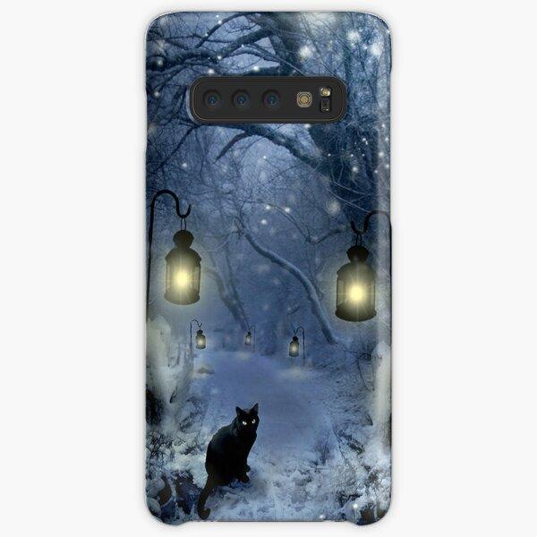 Winter Twilight  Samsung Galaxy Snap Case