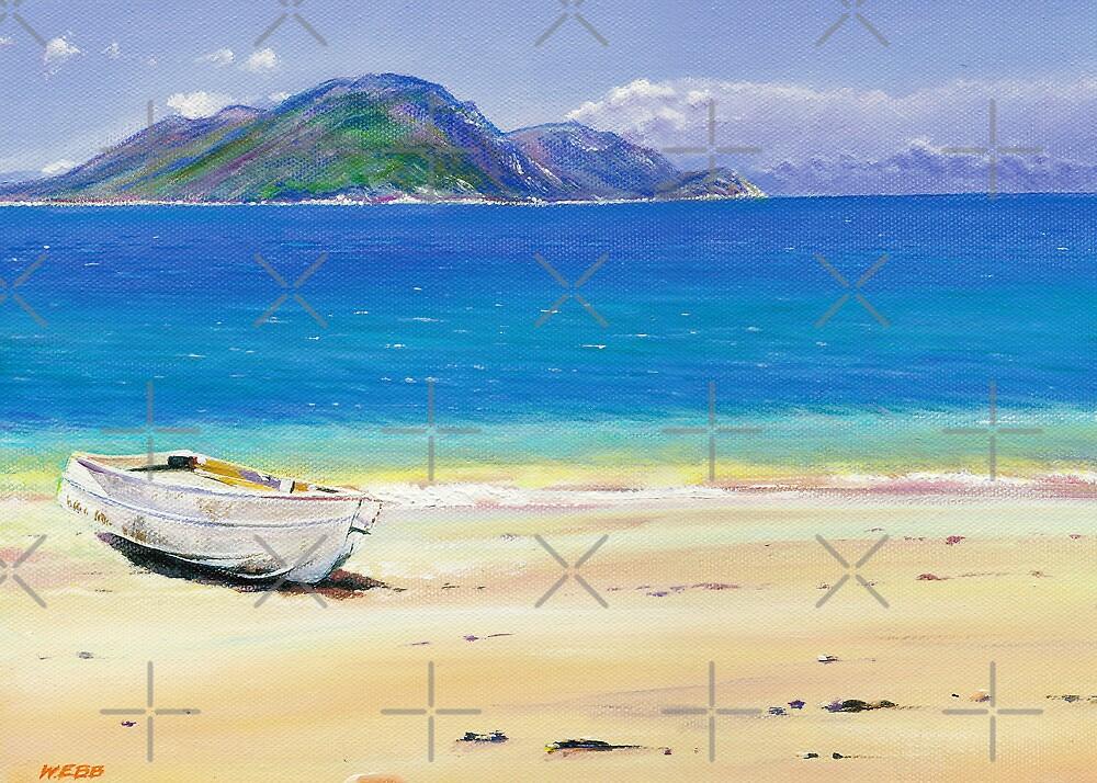 White Boat by wonder-webb