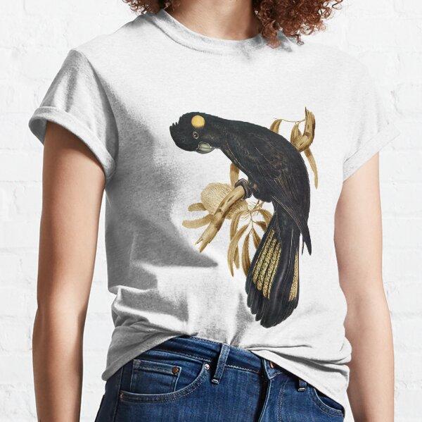 Yellow-tailed Black Cockatoo Classic T-Shirt