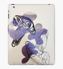 Screen print  iPad Case/Skin