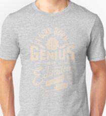 Born Genius T-Shirt